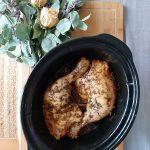 Rosemary Chicken Quarters