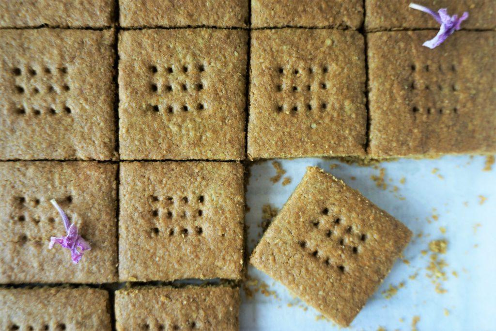 Green tea Graham crackers gluten free