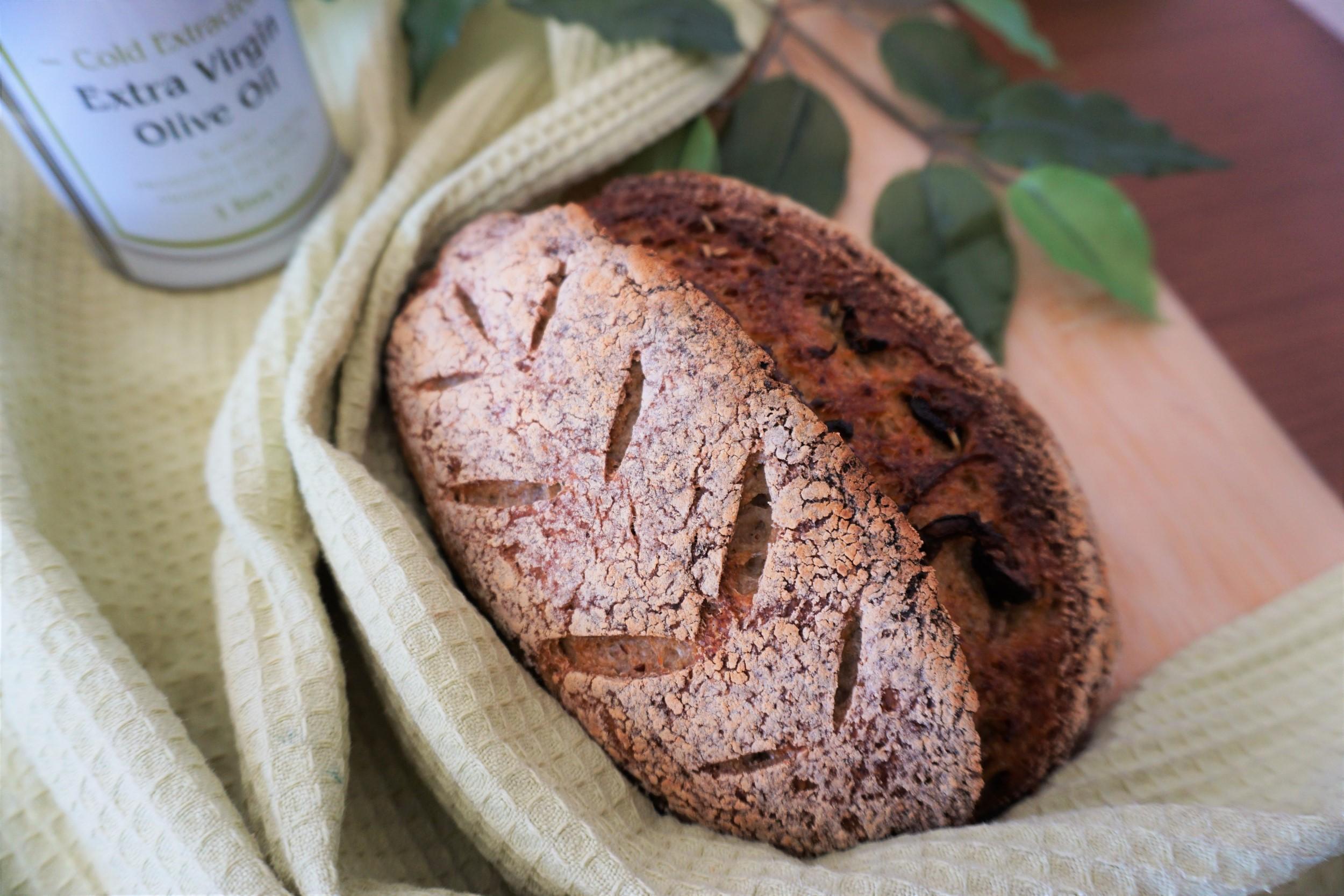 Gluten-free sourdough starter: tweaks and tips!